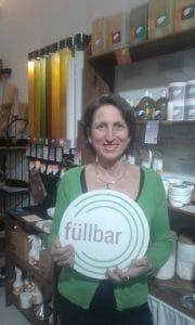 Heidi Haas hält füllbar Logo