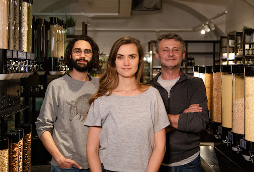 Team Holis Market Wien