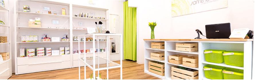 Hier kann man Stofftaschentücher in Wien kaufen bei Sonnengrün_Fazinettel