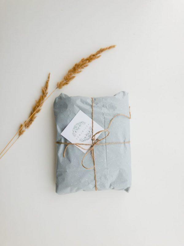 Weihnachtsgeschenk verpackt
