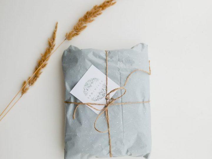 nachhaltige Weihnachtsgeschenke für Frauen
