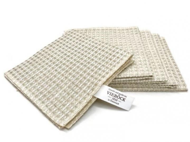 Alle Infos zu Putztüchern aus Baumwolle, Leinen und Microfaser